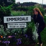 Dressing at Emmerdale